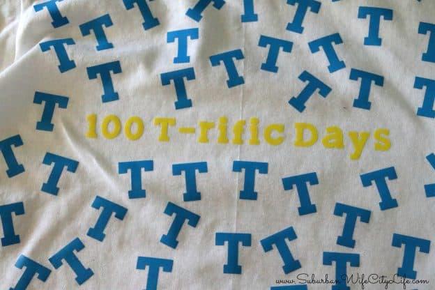 100 T-rific Days Shirt