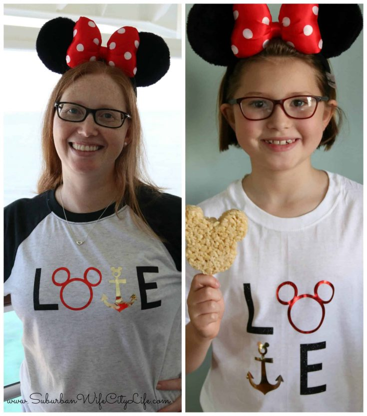 Disney LOVE shirt