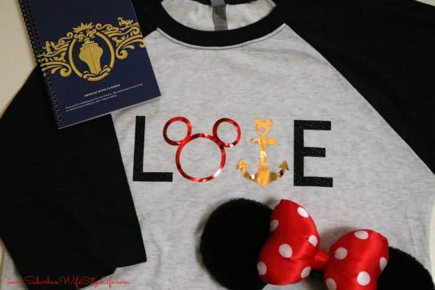 Disney LOVE #CricutMade