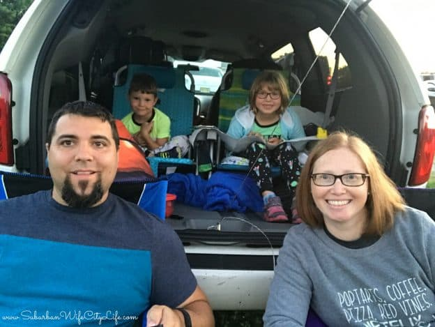Drive In Movie Family Fun