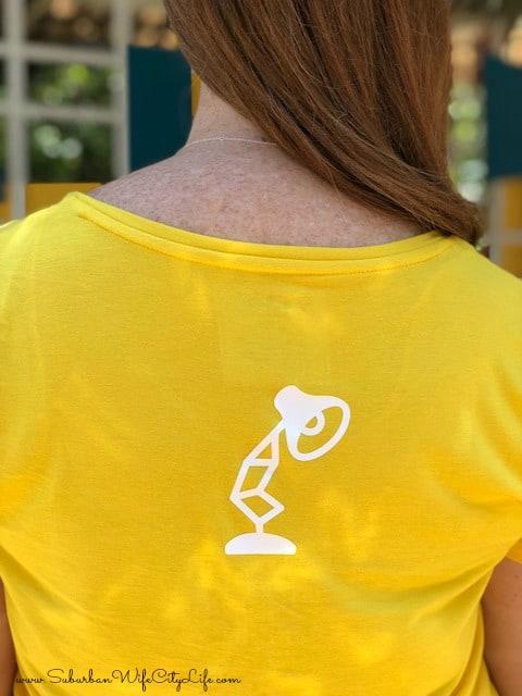 Pixar Ball Shirt Luxo
