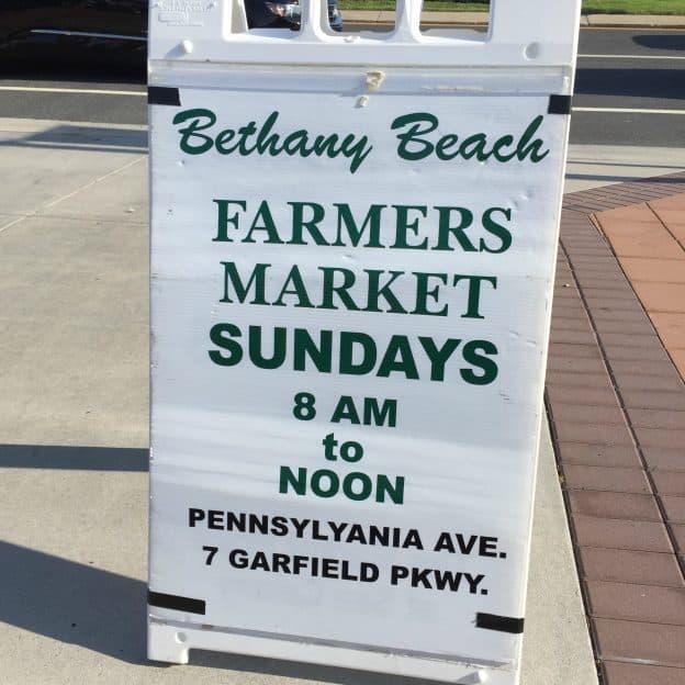 Bethany Beach Farmers Market