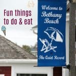 Bethany Beach Fun things to do & eat