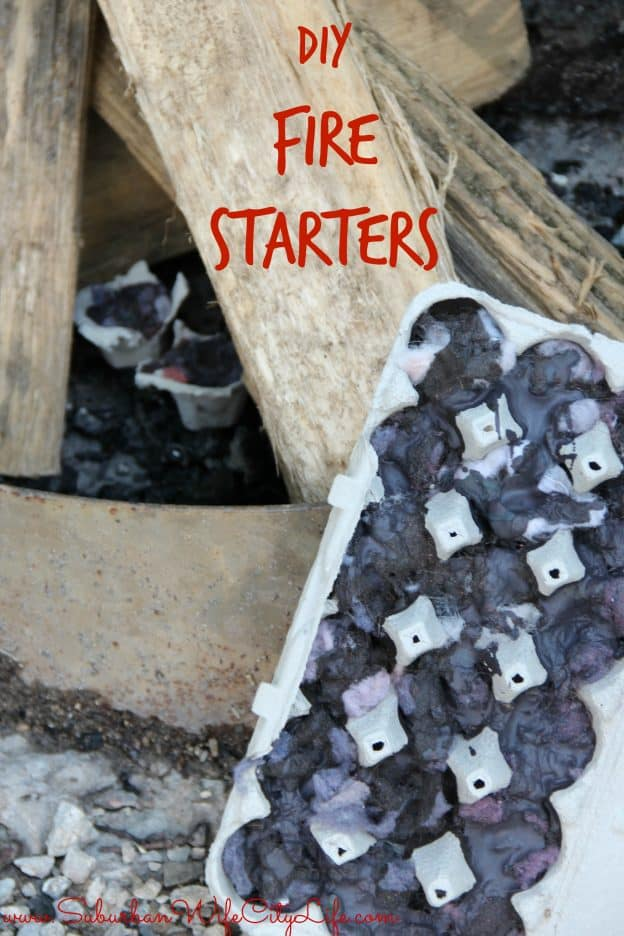DIY Fire Starters