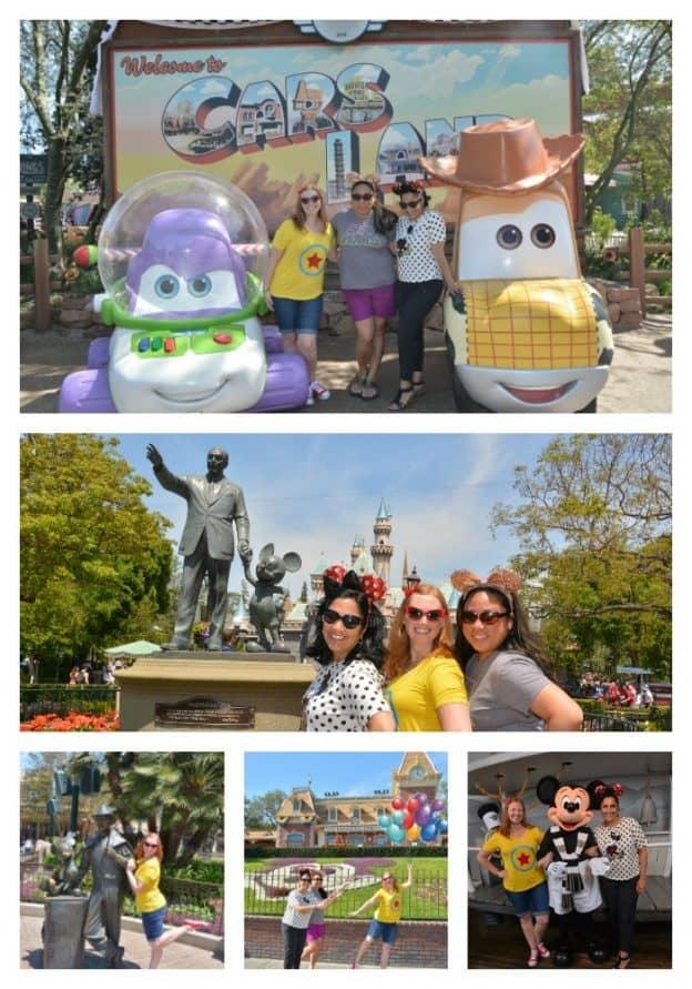 Disneyland Max Pass Photos