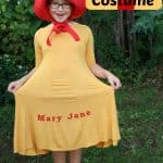 Mary Jane Costume -DIY