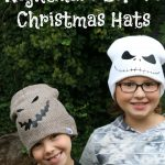 Nightmare Before Christmas Hats