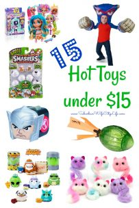 15 Hot Toys under $15