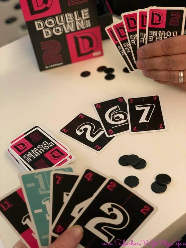 Amigo Games- Double Down