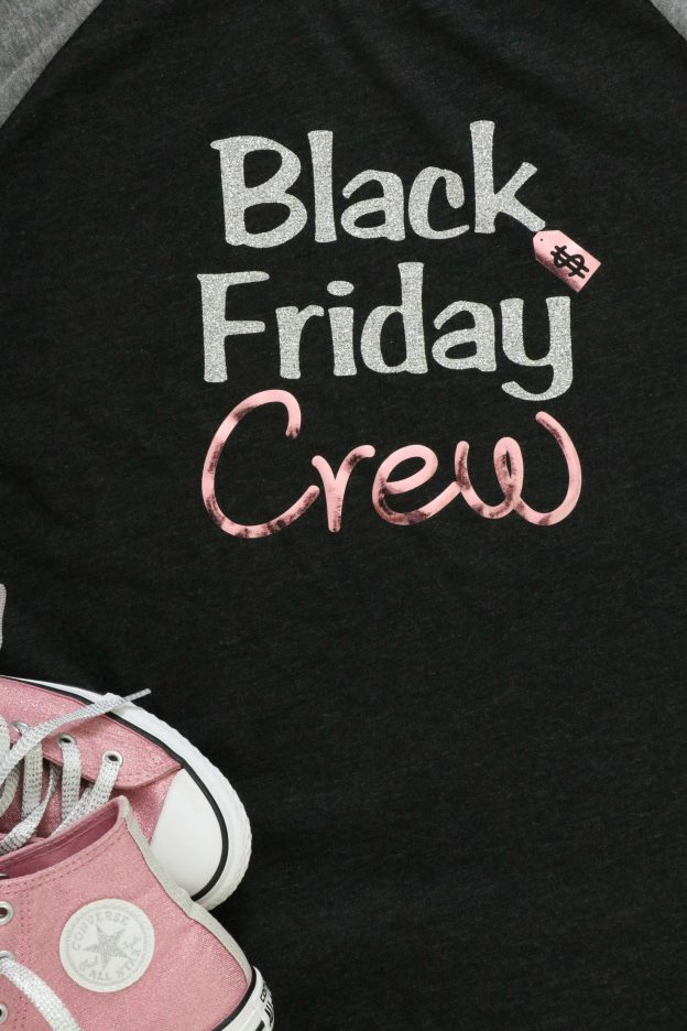 Black Friday Crew Shirt #BlackFridayShirt