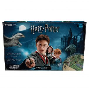 Harry Potter Magical Beasts Games
