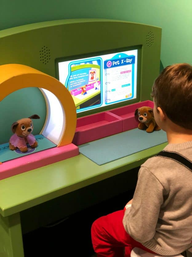 Doc McStuffins Pet x-ray