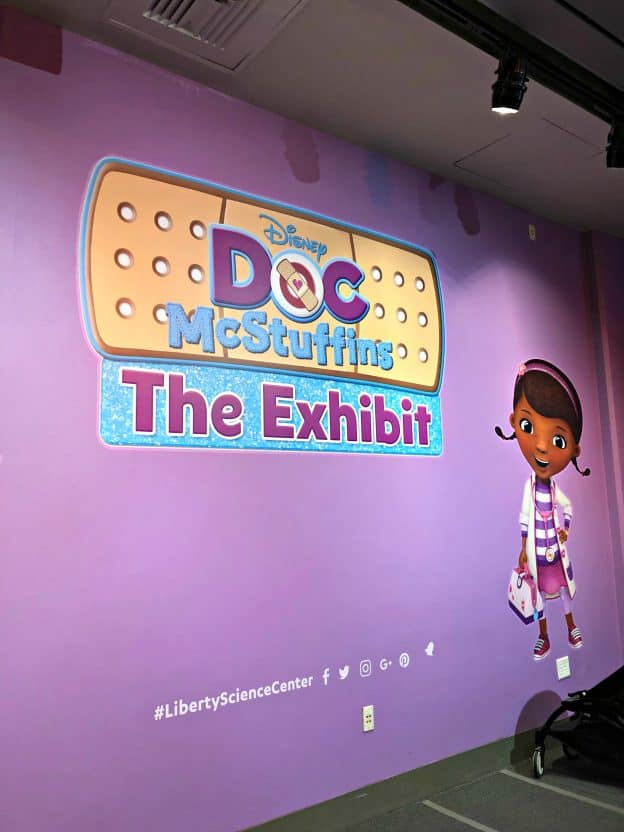 Doc McStuffins the Exhibit