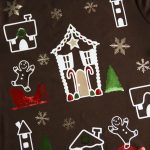 Tacky Gingerbread house shirt