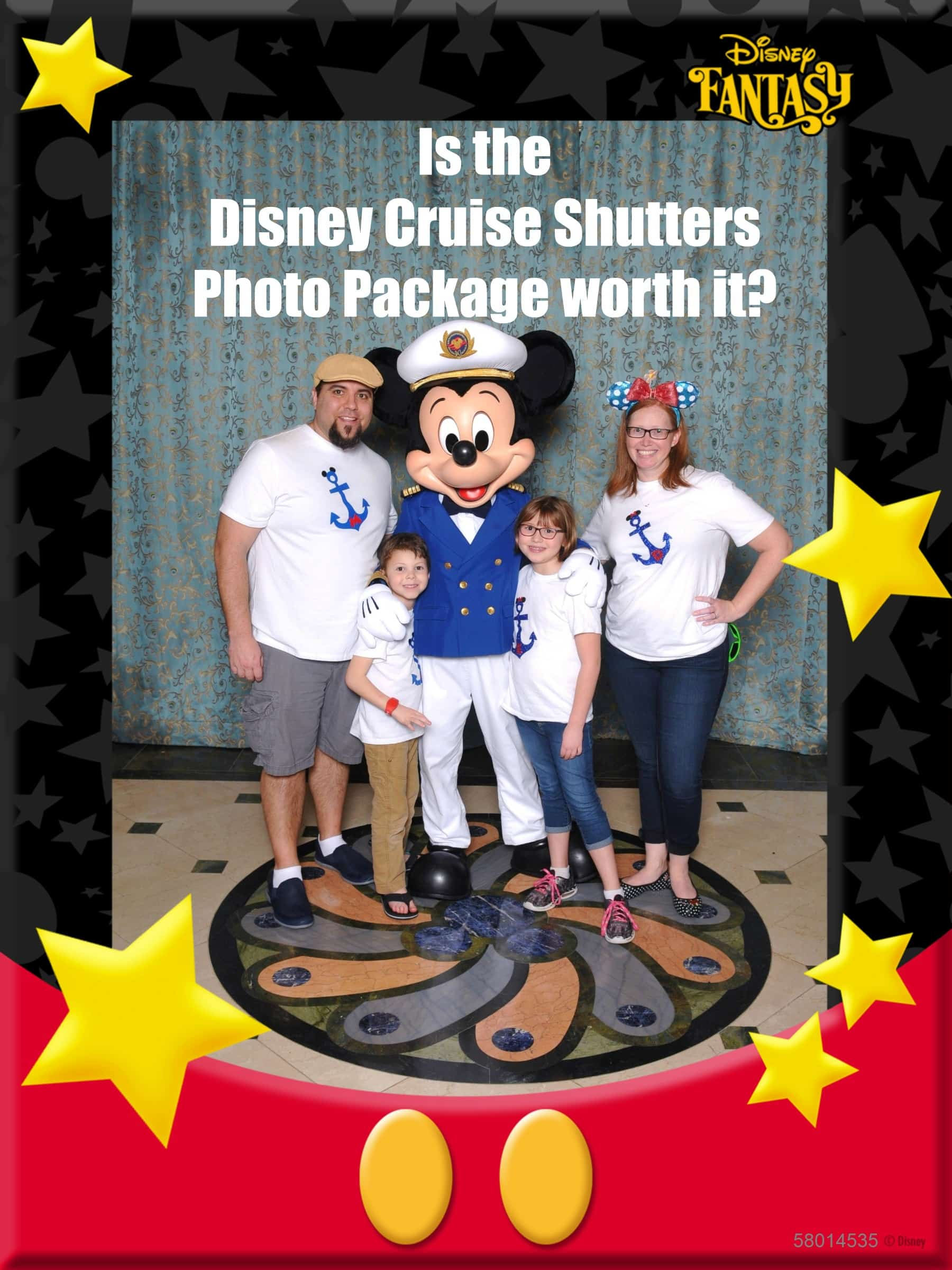Is the Disney Cruise Photo package worth it