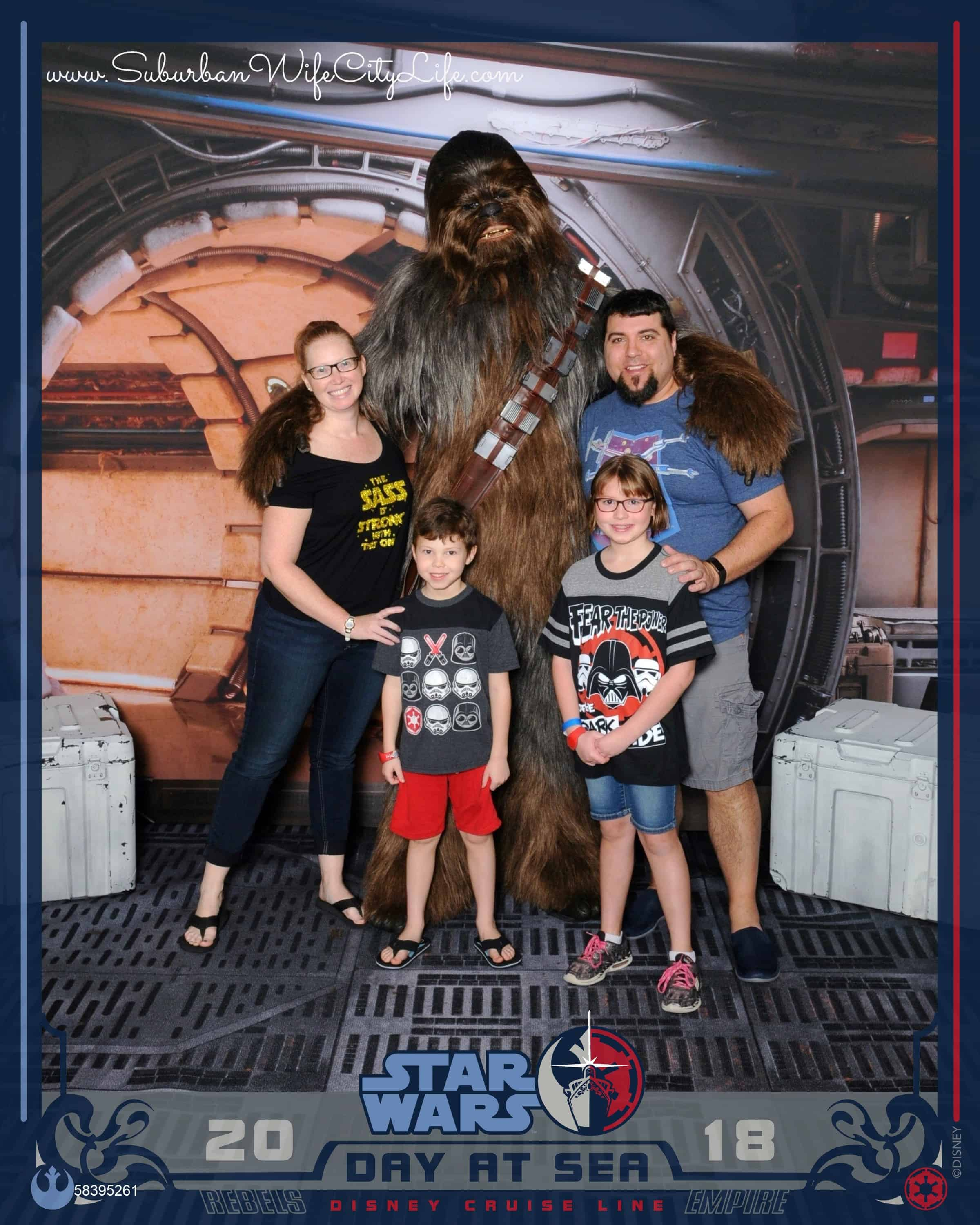 Star Wars Day at Sea Special Meet and Greets