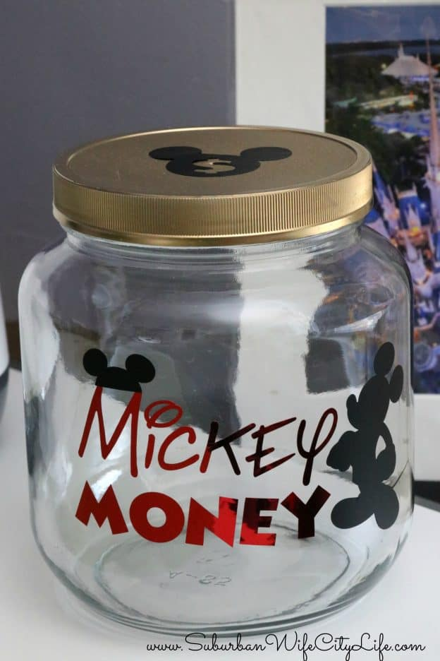 Disney Fund Mickey Money