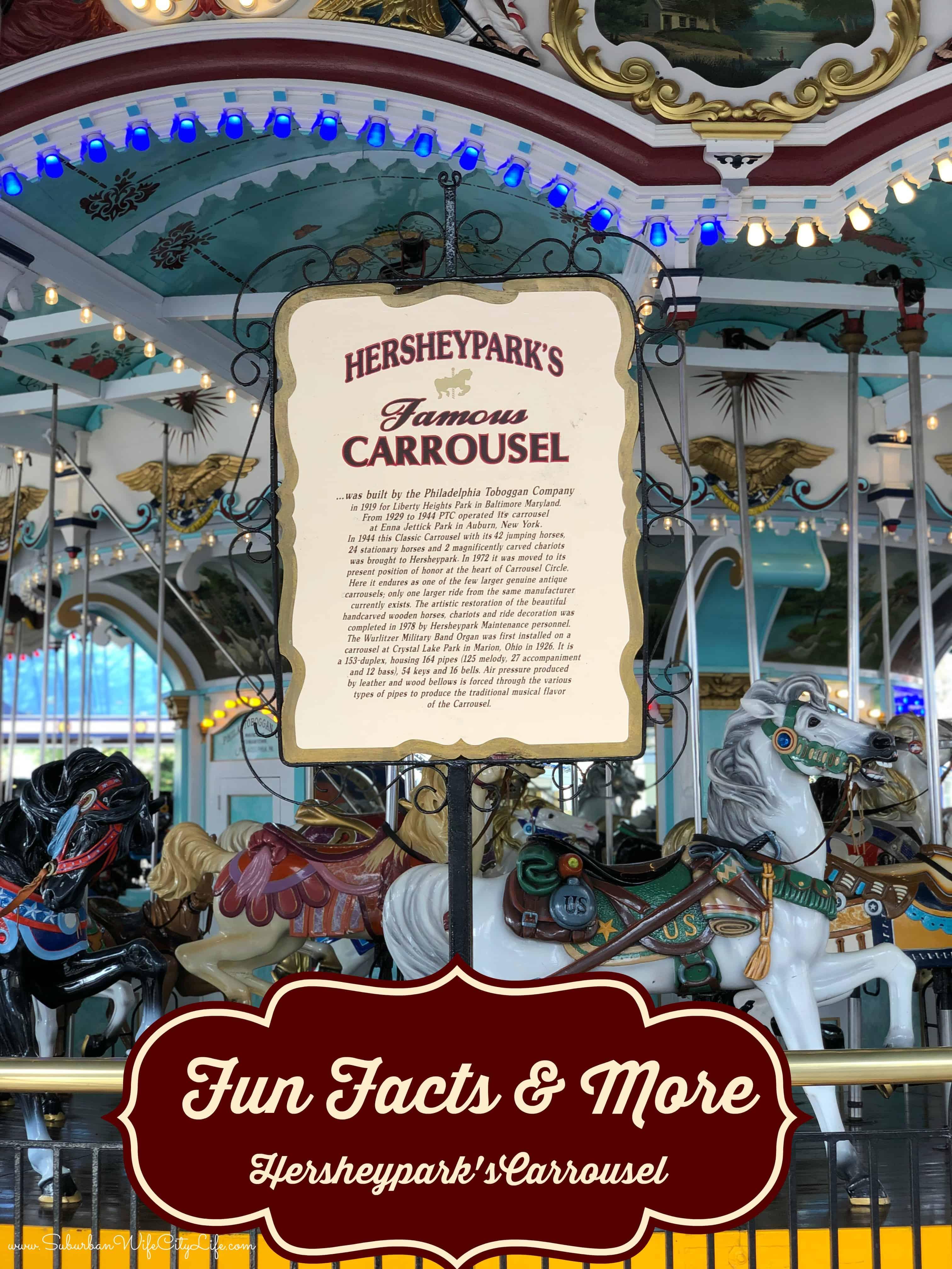 Hersheypark Carrousel