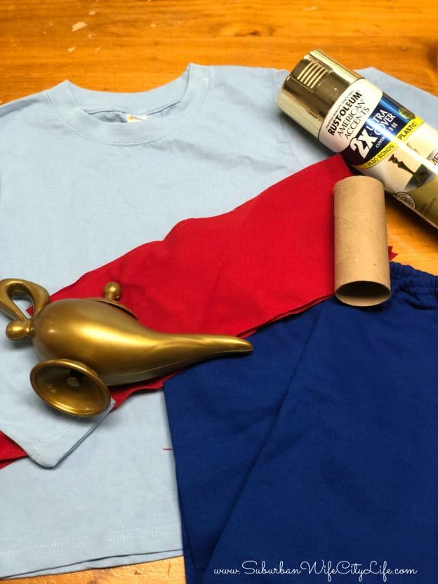 Genie Costume Supplies