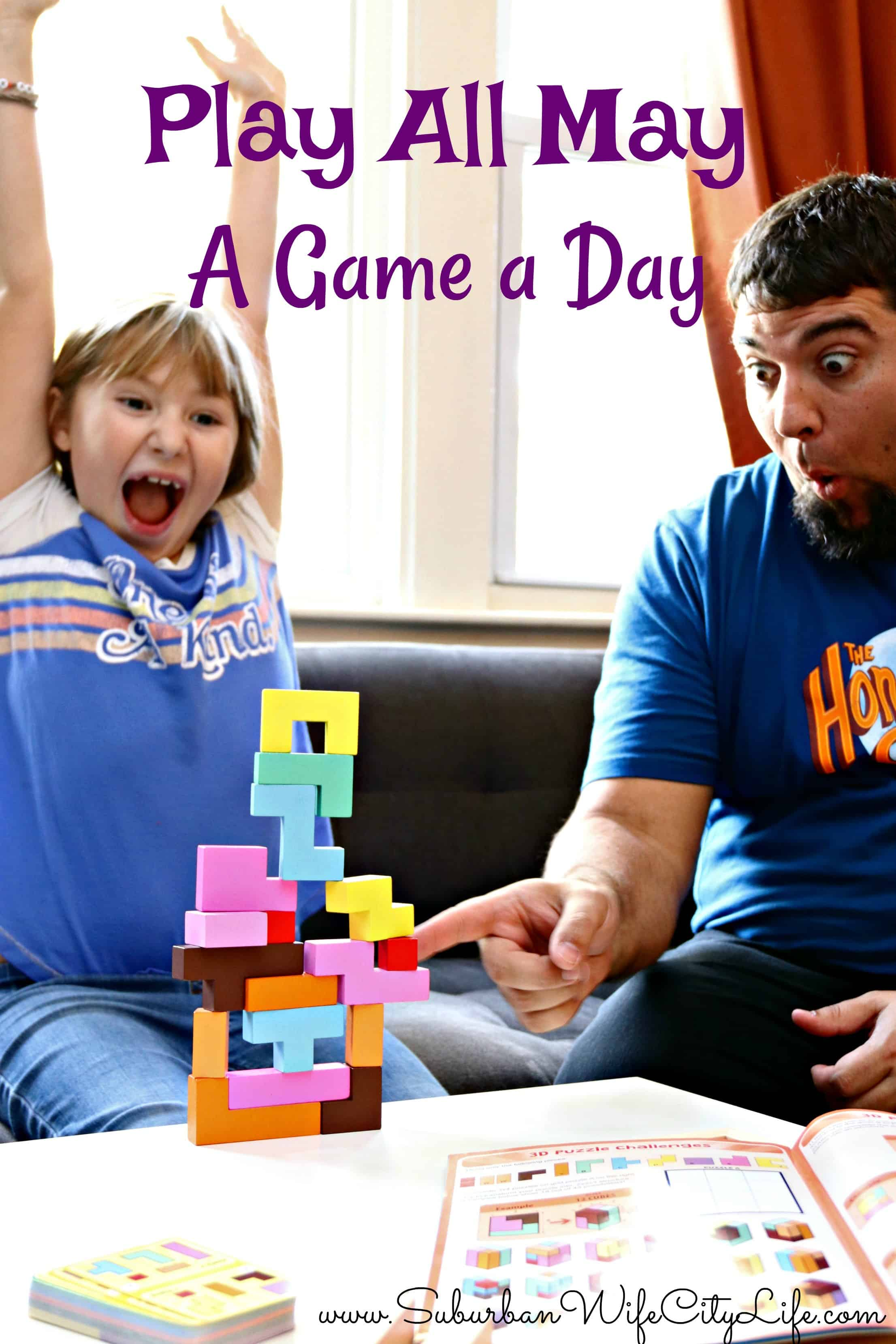 Play All May – A Game a Day