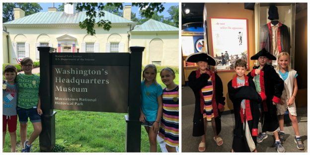 Washington's Headquaters Museum