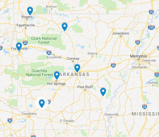 Arkansas Junior Ranger Programs