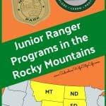 Junior Ranger Program Rocky Mountains