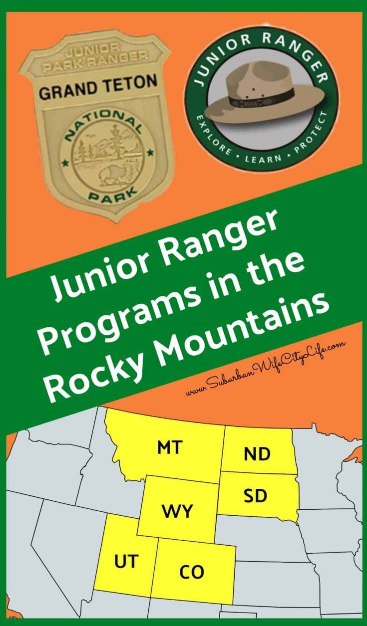Junior Ranger Programs in the Rocky Mountains