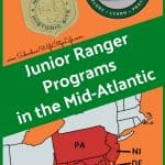 Junior Ranger Program in the Mid-Atlantic