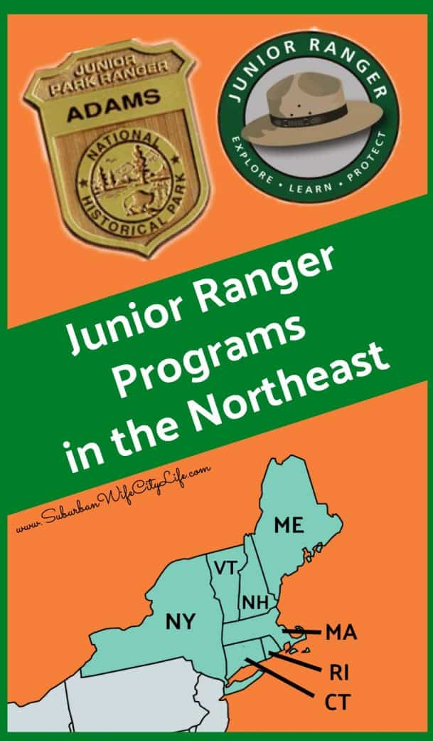 Junior Ranger Program in the Northeast