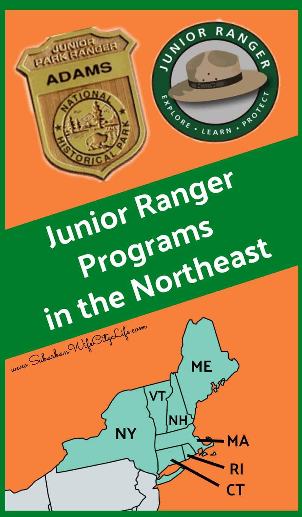 Junior Ranger Programs in the Northeast