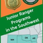 Junior Ranger Program in the Southwest