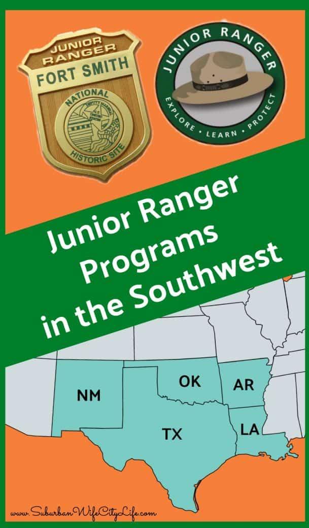 Junior Ranger Program in the Southwest