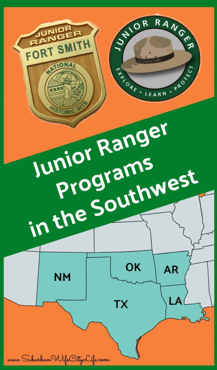 Junior Ranger Programs in the Southwest