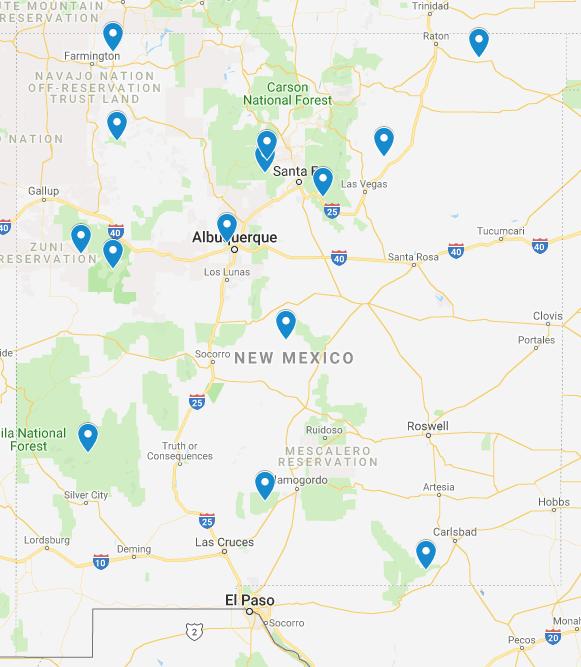 New Mexico Junior Ranger Programs