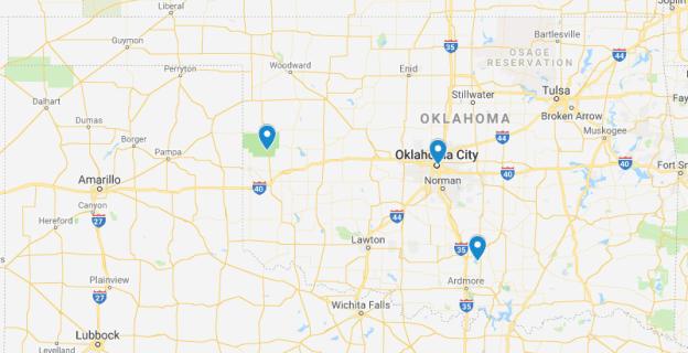 Oklahoma Junior Ranger Program