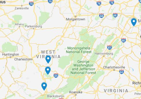 West Virginia Junior Ranger Programs