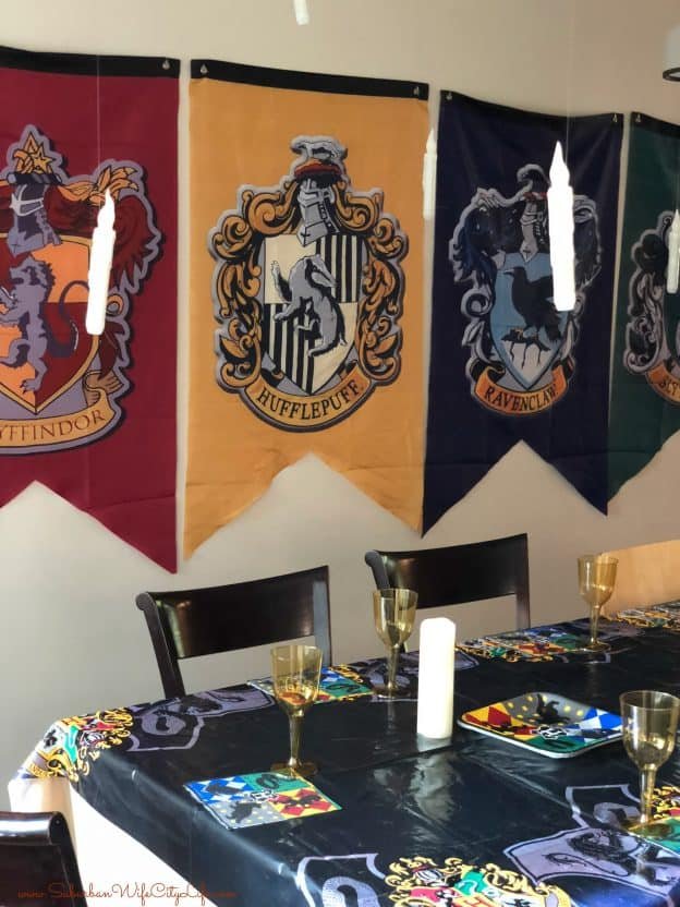 Harry Potter Party Floating Candles
