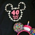 Birthday Shirt for Disney