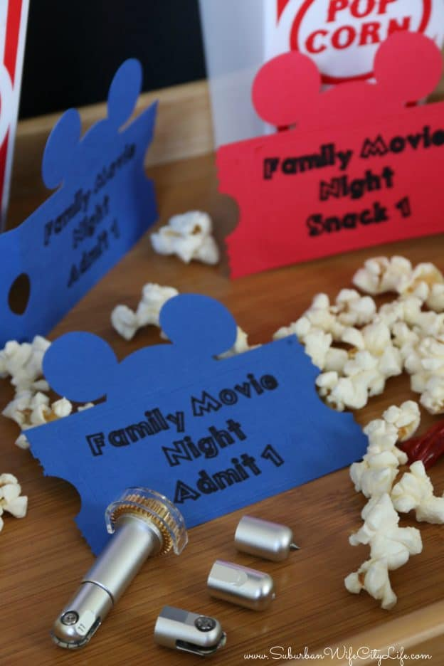 Cricut Maker Family Movie Night tickets