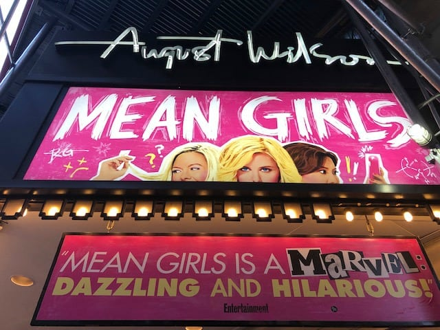 Mean Girls on Broadway Is it Fetch?