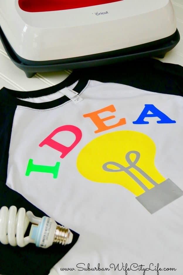 Bright idea costume
