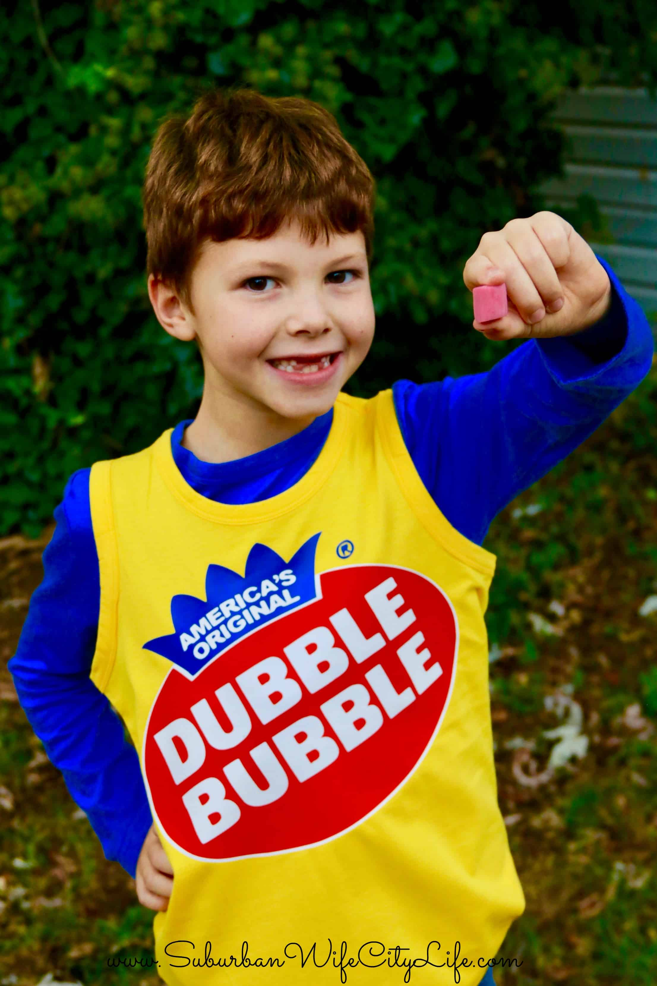 Dubble Bubble Costume