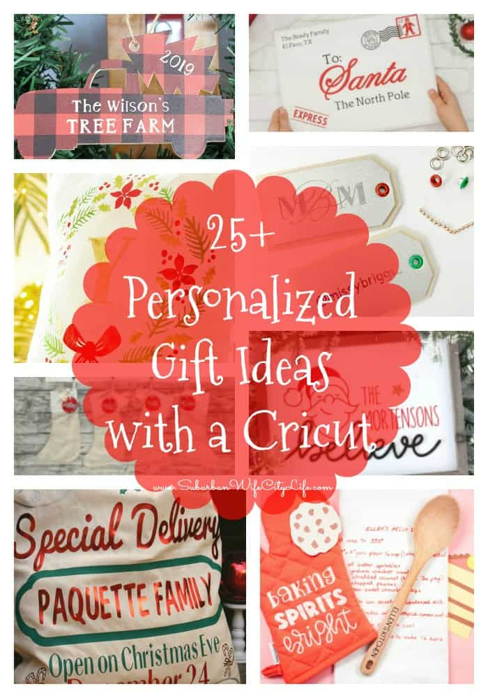 25+ personalized Gift Ideas