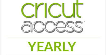Cricut Access Yearly