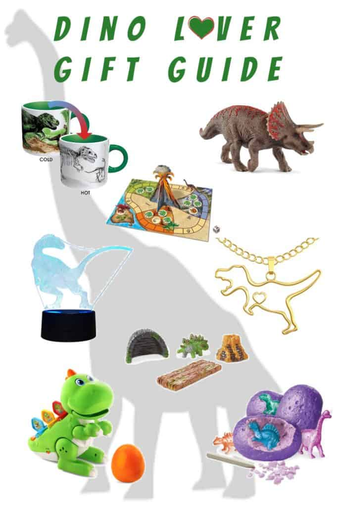 Dinosaur Lover Gift Guide