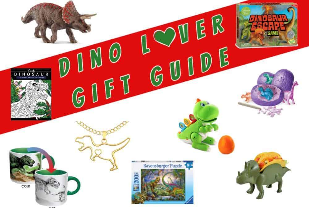 Dinosaur Lover Gift Guide Adult