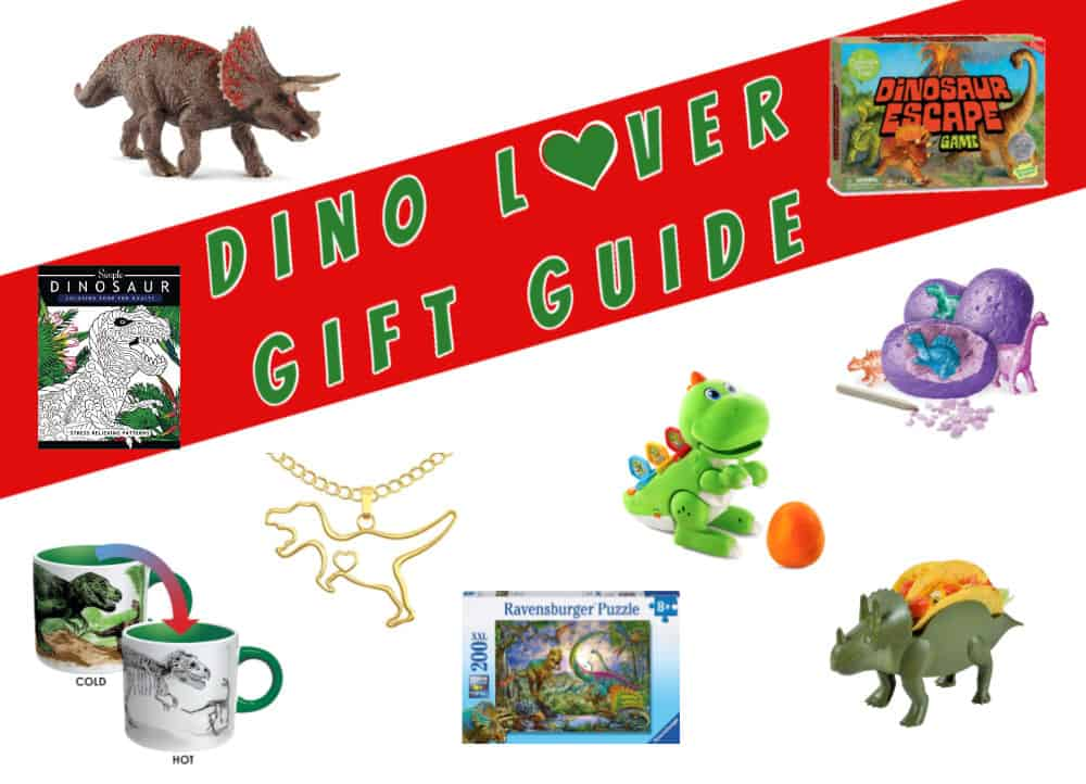 Dinosaur Lover Gift Guide Adult
