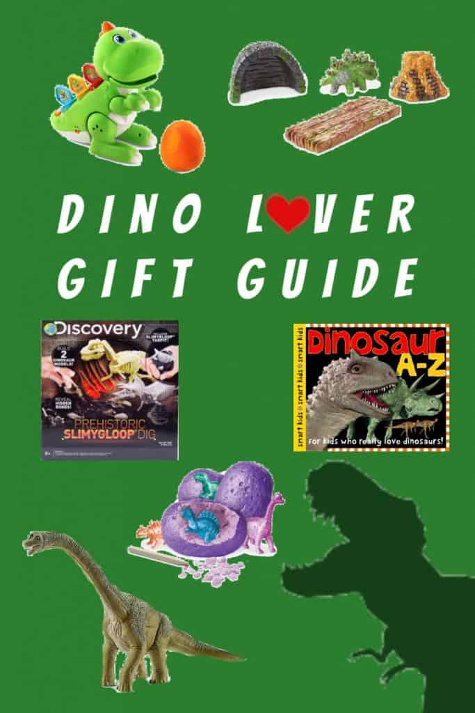 Dinosaur Lover Gift Guide Kids