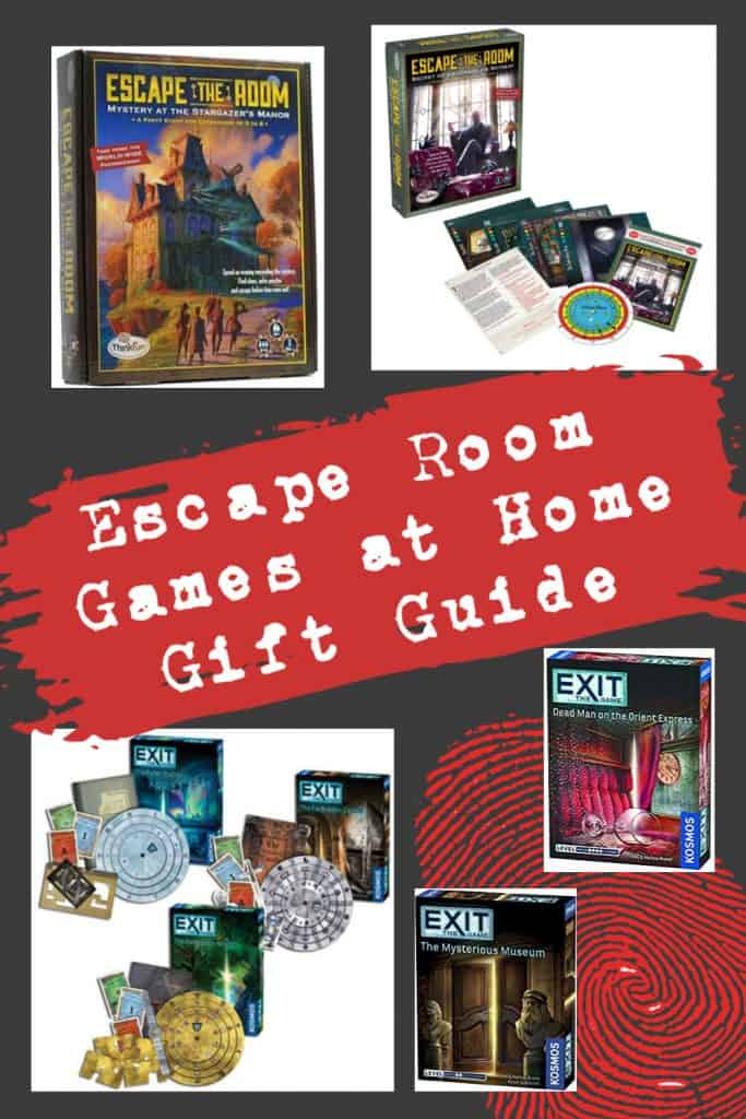 Escape Room Games at home